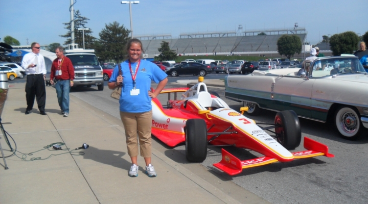 indy car pic