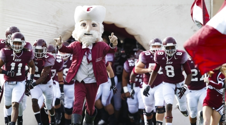 EKU Football Colonel