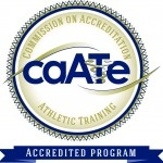 Master's of Science in Athletic Training Recieves National Accreditaton from Commission on Accreditation of Athletic Training Education CAATE